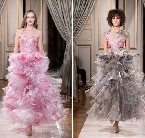 Giorgio Armani's One Night Only Fashion Show